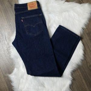 Levi's 514 Boot Cut Jeans 34x32